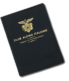 Un regalo originale: la Tessera del Club Alpino Italiano